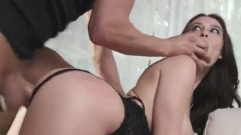 Dad Cums In Daughters Ass
